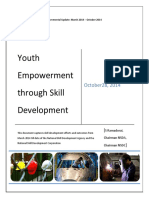 Youth Empowerment Through Skill Development by Mr. S. Ramadorai