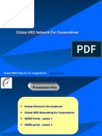 Global HRD Network For Cooperatives