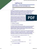 Esgotos Sanitarios - Dimensionamento Hidráulico Dos Coletores-1