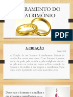 SACRAMENTO DO MATRIMONIO.pptx