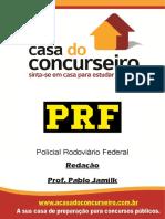 Apostila Redação - Pablo Jamilk