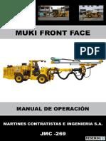 Manual de Operación Muki-ff Jmc-269