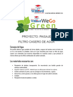 We Go Green Valeria
