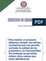 Udo tecnolgia 2007 Servicios de Urbanismos