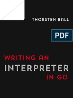 Writing an Interpreter in Go Thorsten Ball7262(Www.ebook Dl.com)