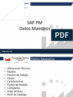 Clase 02 - Datos Maestros