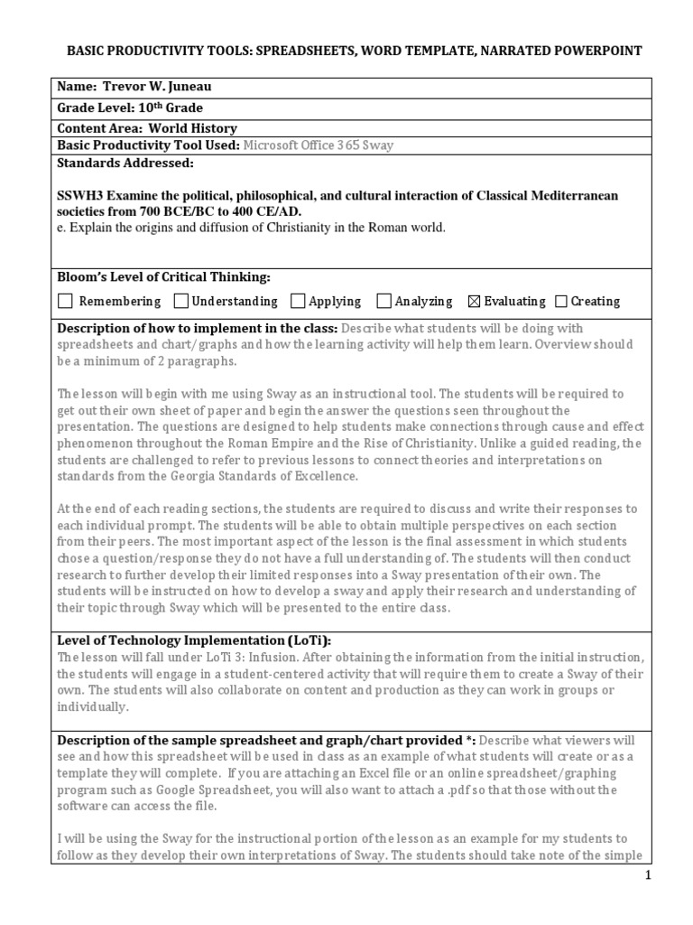 juneau btp   Spreadsheet   Microsoft Excel