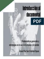 Documental Intro. Clases