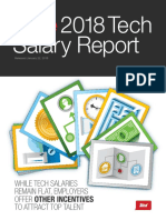 Dice TechSalarySurvey TechPro 2018