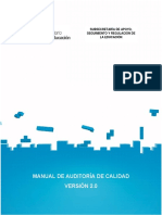 Manual de Auditoria de Calidad
