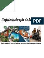 Hostelería El Vagón de Alfaro
