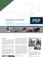 PAHO Report Haiti March3 2010-Spa