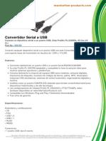 205153 Datasheet Spanish