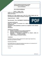 Guia_nueva De_aprendizaje( Revisar Las Operaciones Logistica
