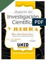 Investigación Científica y Jurídica