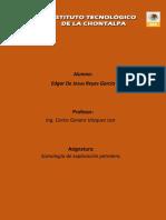 Sismología de Exploración Petrolera