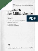 lehrbuch der militärchemie band 1
