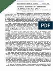 The Differential Diagnosis of Hemoptisis