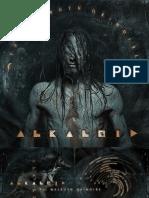 Alkaloid - The Malkuth Grimoire - Digital Booklet