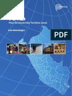Guía Metodológica PDT