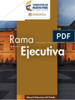 Rama Ejecutiva - Nivel Central