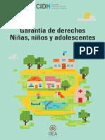 CIDH Informe NNA-GarantiaDerechos