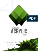 Acrylic WiFi Heatmaps v3 Manual de Usuario 2016