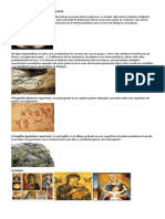 CLASIFICACION DE LA PINTURA RUPESTRE.docx