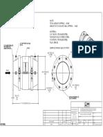 Plano Catalizador Caterpillar g398 - Fabrica