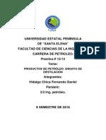 UPSE 2-2 Petroleo 12 Hidalgo Chica