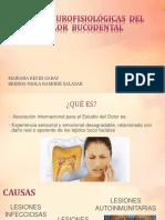 Bases Neurofisiológicas Del Dolor Bucodental