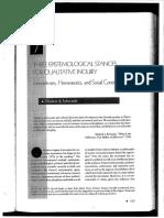 Schwandt - Three Research Paradigms