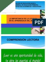 Presentación Estrategias de Comprensión Lectora