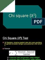 Chi Square(1)