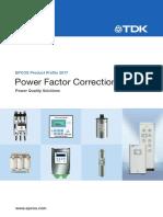 Tdk Power Factor Correction Pfc-katalog-pp