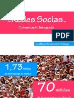 As Redes Sociais Na Comunicacao Integrada