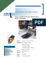 Informe 4 Oxidacion Del Yodo