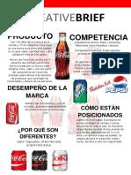 Brief Coca Cola