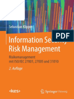 Klipper - Information Security Risk Management