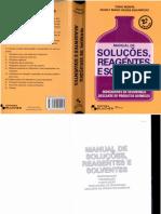 Tokio Morita Manual de Soluções, Reagentes e Solventes (1)