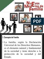 Nuevos Modelos de Familia