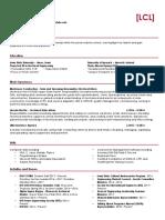 s18 resume