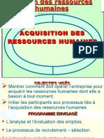 31922930 Acquisition Des RH Corrige