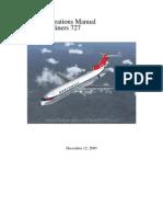727 Manual