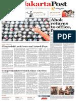 The Jakarta Post - April 17, 2017