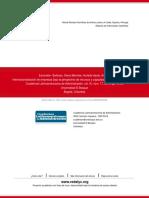 Caso - Internacionalización de empresas bajo la perspectiva de recursos y capacidades- caso sector autopartes