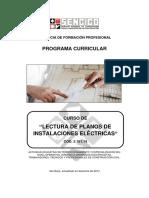 Lectura de Planos de Instalaciones Electricas