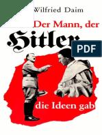 Wilfried Daim - Der Mann, der Hitler die Ideen gab