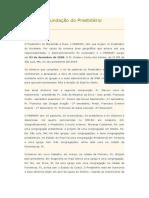 História IPRB Maranhão