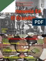 La Artesanía en El Ecuador STEFANNY